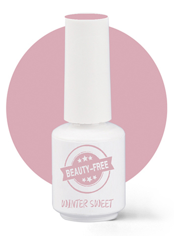 BEAUTY FREE Гель-лак Winter Sweet Пастила #149, 8 мл