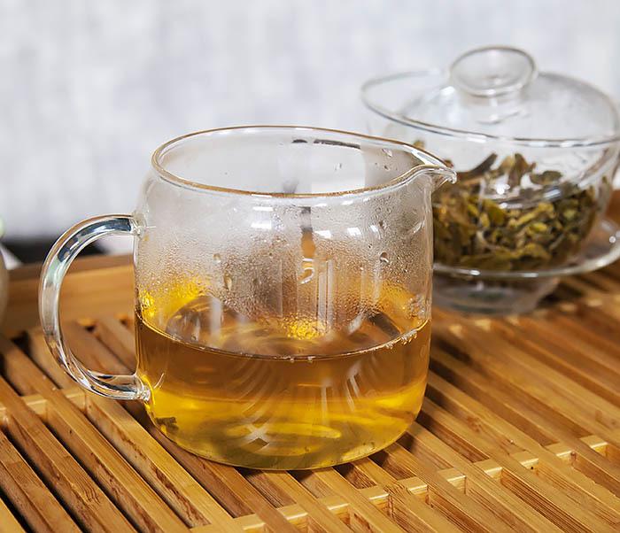 TEA-CH116 Китайский чай Шен Пуэр из Фэнцин «Мао Ча» (50 гр) фото 09
