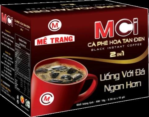 Растворимый кофе Me Trang MCI 2 в 1, в пакетиках 15 шт