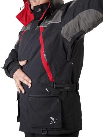 Костюм Canadian Camper VIKING, цвет black/grey