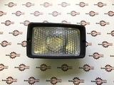 Фара рабочего света JCB 3cx 4cx  прямоугольная 700/31800