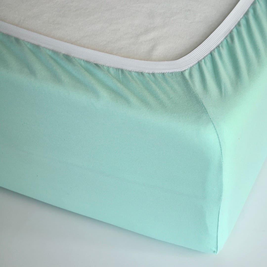 TUTTI FRUTTI мята - 1,5-спальный комплект постельного белья