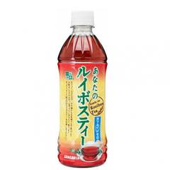 Японский красный чай Sangaria Ройбушан без кофеина 500 мл