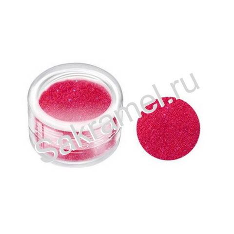 Блёстки в банке 3 гр. мелкие Ярко-Розовый