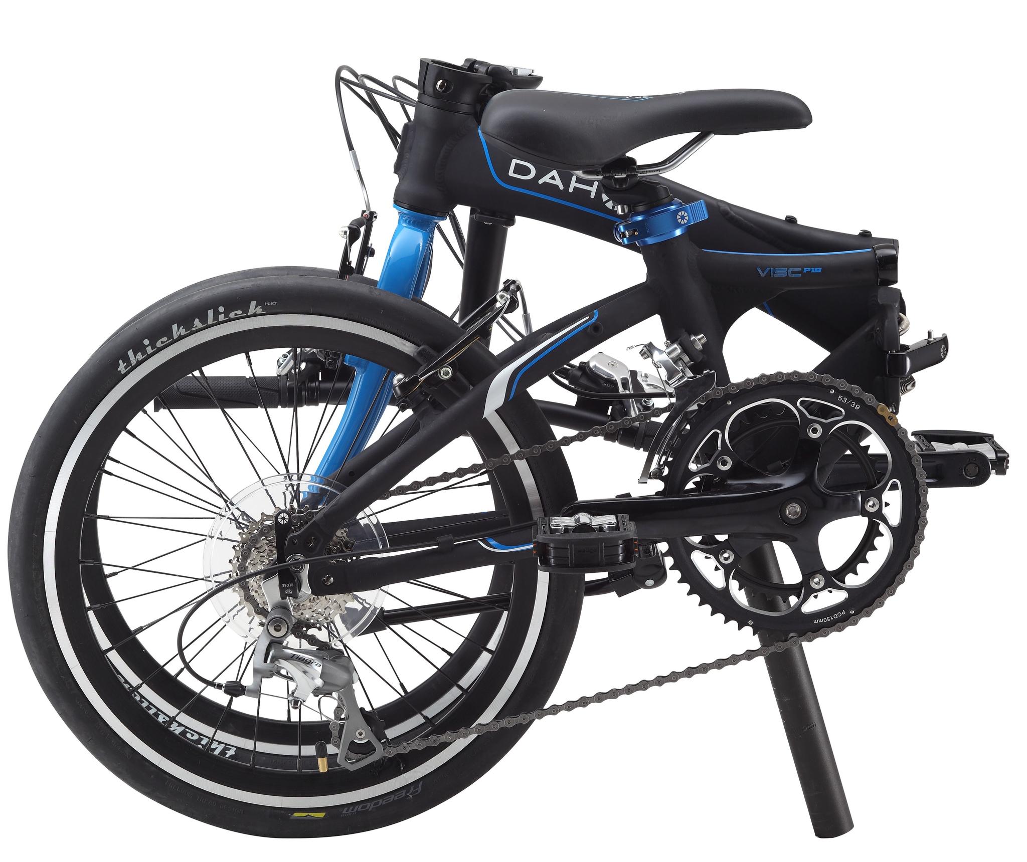 Dahon Visc D18 (2015)