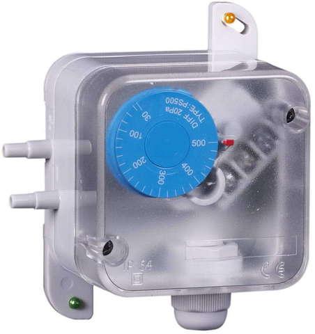 Реле давления дифференциальное SHUFT PS-2000-L