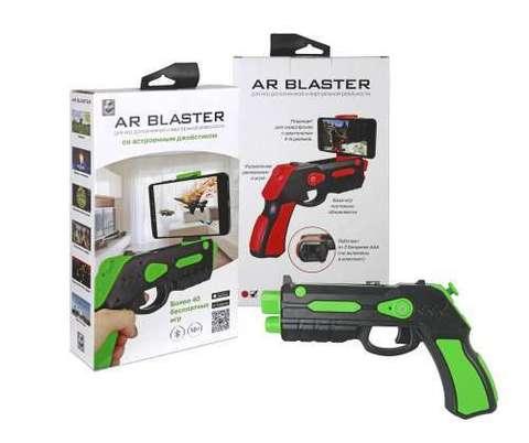 Интерактивное оружие AR Blaster, соединение Bluetooth