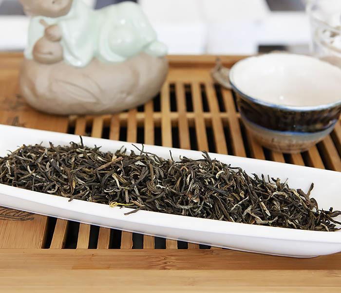 TEA-AR118 Китайский зеленый жасминовый чай (50 гр) фото 04