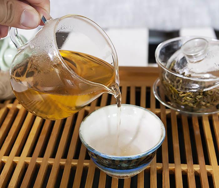 TEA-CH116 Китайский чай Шен Пуэр из Фэнцин «Мао Ча» (50 гр) фото 10