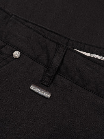 Men's black slacks
