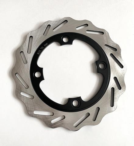 Задний лепестковый тормозной диск для Honda CBR600 RR 03-15, F4/F4i 99-07