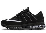 Кроссовки Мужские Nike Air Max 2016 Black White