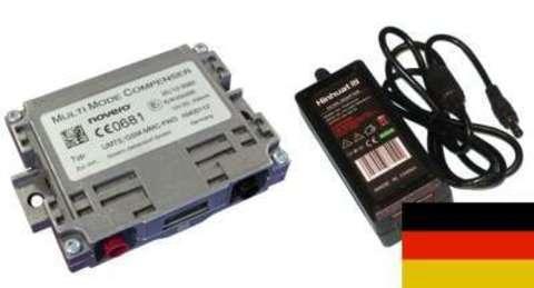 Novero Multimode-Compenser GSM/3G/UMTS (900/1800/2000) бустер с блоком питания 220В
