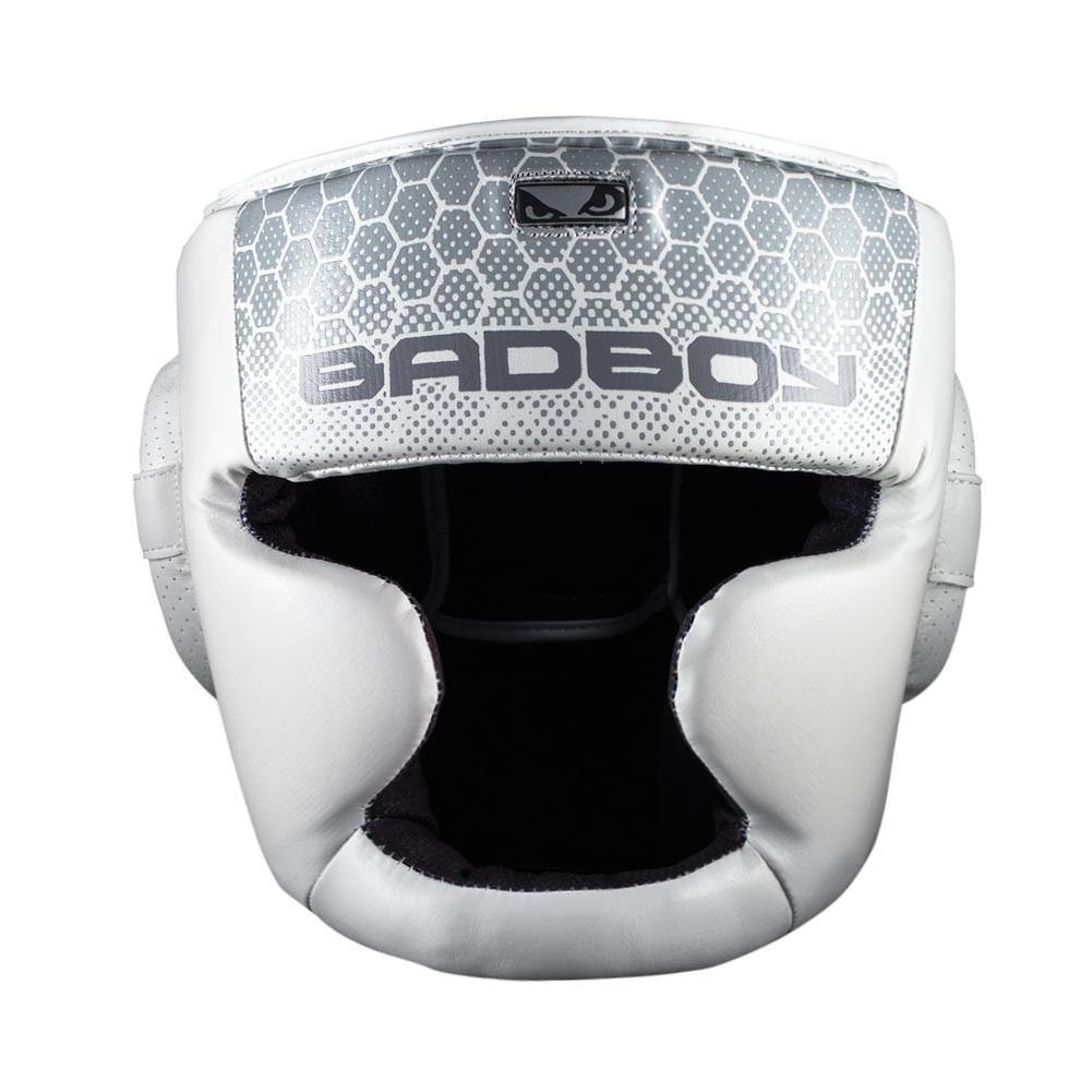 Шлемы Шлем Bad Boy Legacy 2.0 Head Guard - White& 1.jpg