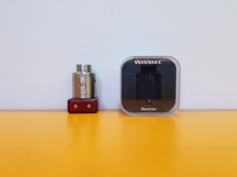 Дрипка Neutron RDA by Wismec