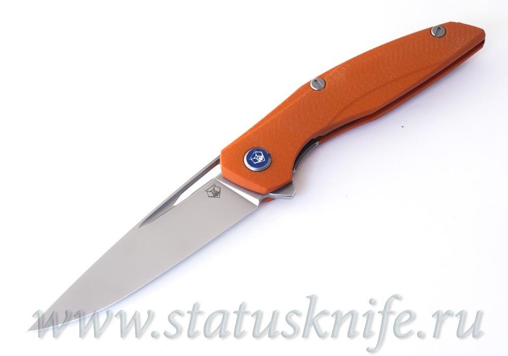 Нож Широгоров 111 S30V G10 3D orange MRBS - фотография