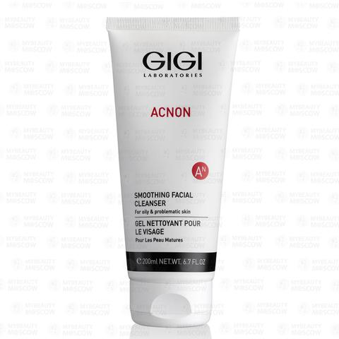GIGI Acnon Smoothing Facial Cleanser