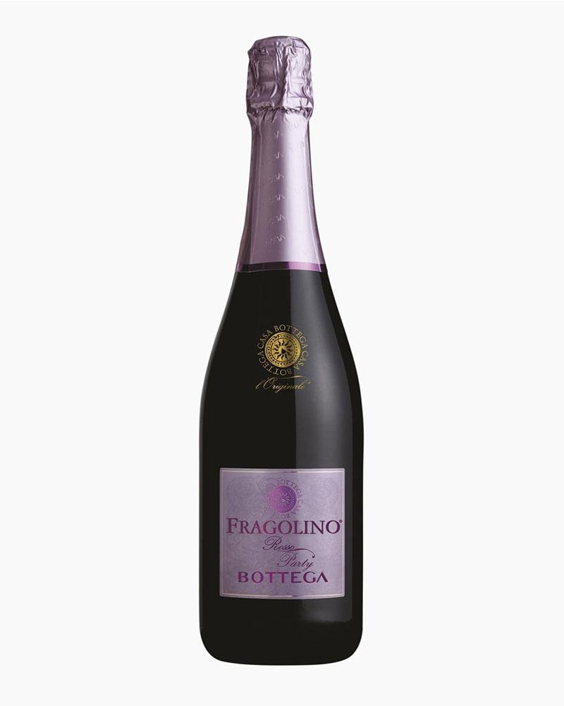 Напиток Bottega Винный Газированный Красный Сладкий Фраголино Россо Пати Слуманте Каса Боттега 10%, 0,75л.