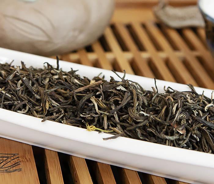 TEA-AR118 Китайский зеленый жасминовый чай (50 гр) фото 05