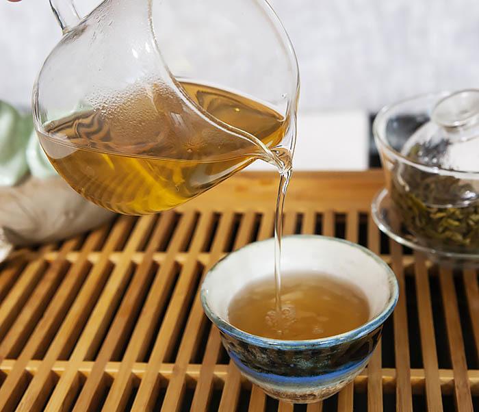 TEA-CH116 Китайский чай Шен Пуэр из Фэнцин «Мао Ча» (50 гр) фото 11