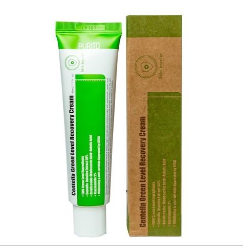 Purito Крем для лица с центеллой Centella Green Level Recovery Cream, 50 мл