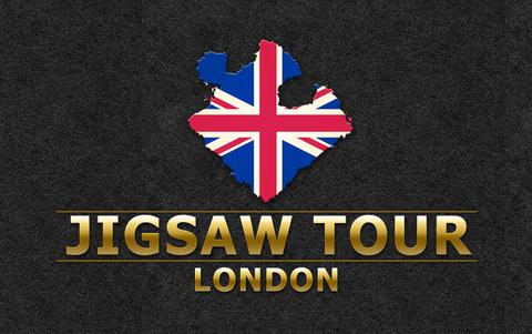 Jigsaw Tour–London (для ПК, цифровой ключ)