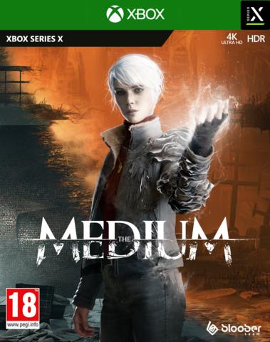 The Medium Стандартное издание (Xbox Series X, русские субтитры)