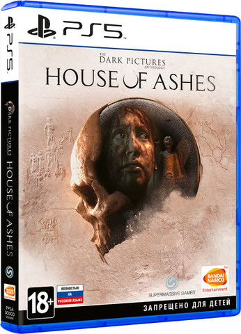 The Dark Pictures: House of Ashes (PS5, русская версия)