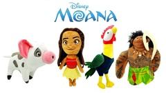 Моана мягкие игрушки — Moana Plush toys