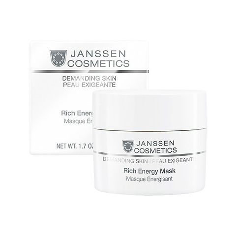 Janssen Rich Energy Mask