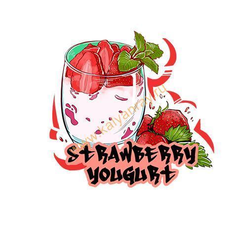 Табак B3 - Клубничный йогурт