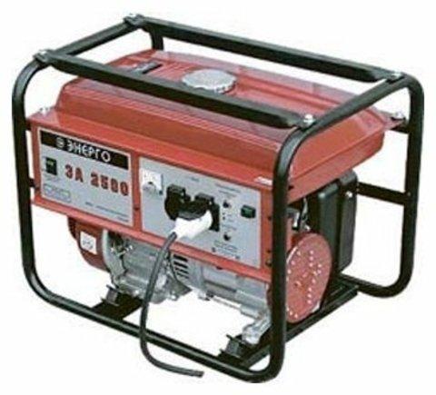 Кожух для бензинового генератора ЭНЕРГО ЭА 2500 (2000 Вт)