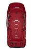 Картинка рюкзак туристический Redfox makalu 65 v5 1200/т.красный - 2