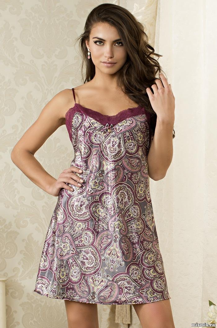 Сорочки ночные женские Сорочка женская MIA-AMORE  Адель  9401 9401.jpg