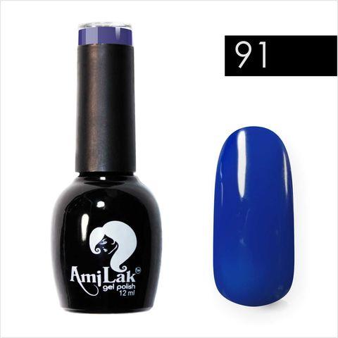 AmiLak Color Gel Polish №091