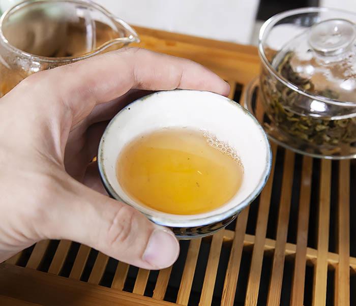 TEA-CH116 Китайский чай Шен Пуэр из Фэнцин «Мао Ча» (50 гр) фото 13