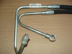 шланг высокого давления  ГУРа  УАЗ 3163-10 (дв. IVECO) к-т 2 шт.