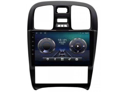Магнитола для Hyundai Sonata (02-07) Android 10 6/128GB IPS DSP 4G модель CB-3350TS10
