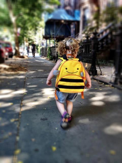Рюкзак детский Skip Hop Zoo Пчела