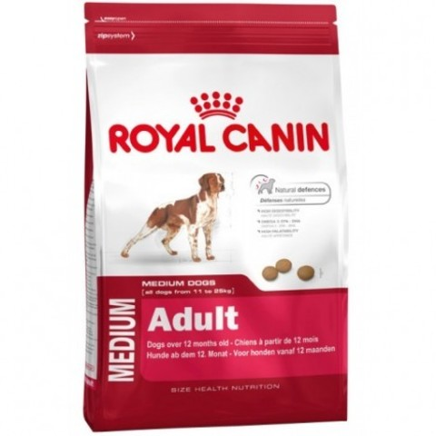 ROYAL CANIN MEDIUM ADULT 20 кг