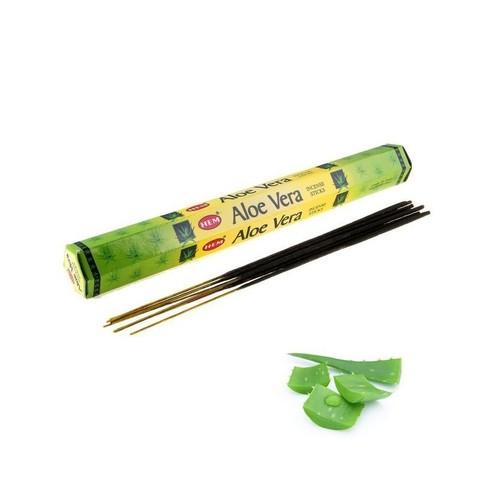 Индийские палочки HEM Aloe Vera
