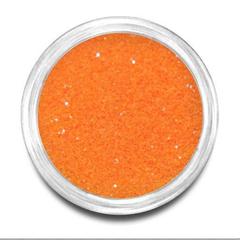 Глитер - манка в банке 5 г. Оранжевая