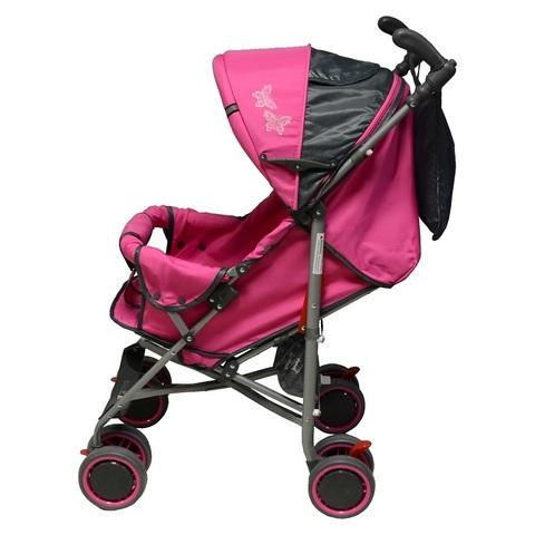 Прогулочная коляска - трость BALU S422 - Розовый