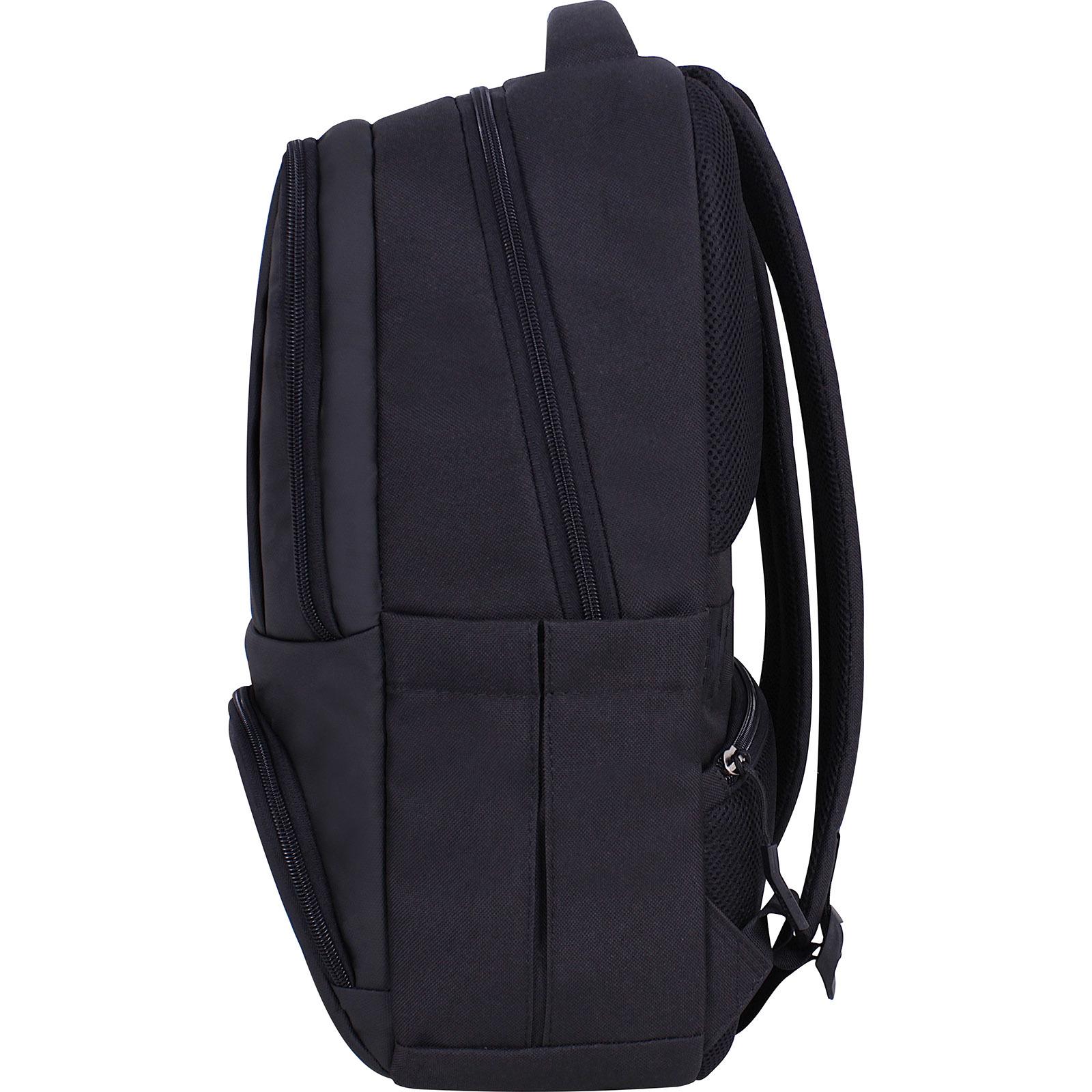 Рюкзак для ноутбука Bagland STARK черный/кожзам (0014366)