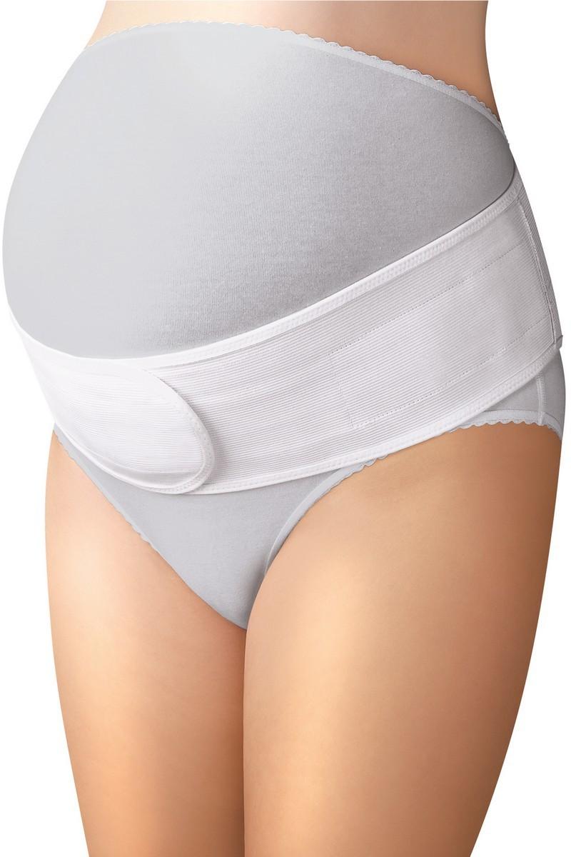 Бандаж для беременных универсальный 00942 белый