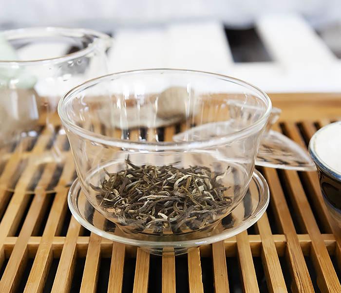 TEA-AR118 Китайский зеленый жасминовый чай (50 гр) фото 08
