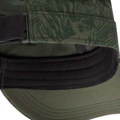 Кепка военная Buff Military Cap Checkboard Moss Green фото 2