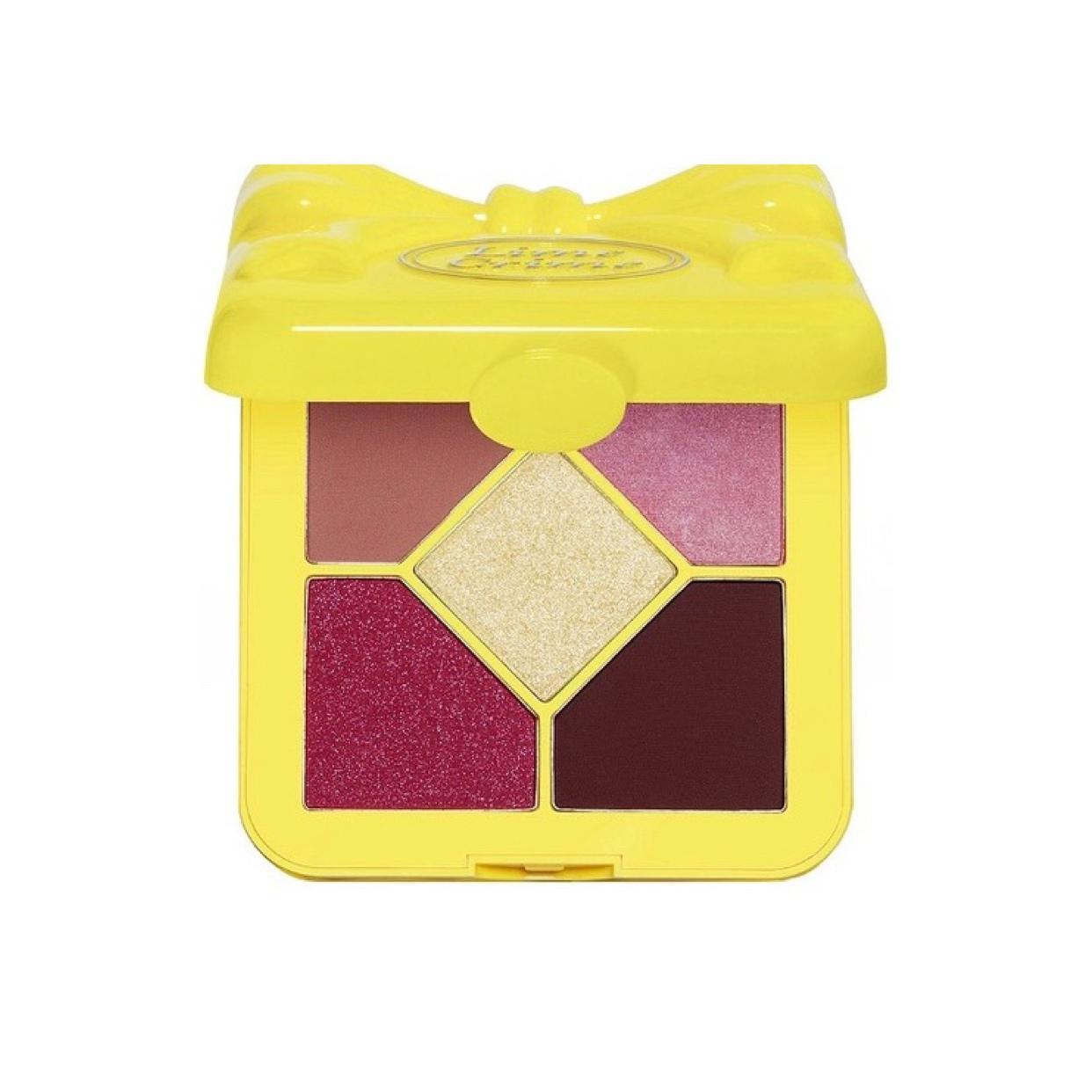 Палетка теней Lime Crime Pocket Candy Pink Lemonade