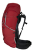 Картинка рюкзак туристический Redfox makalu 65 v5 1200/т.красный - 5