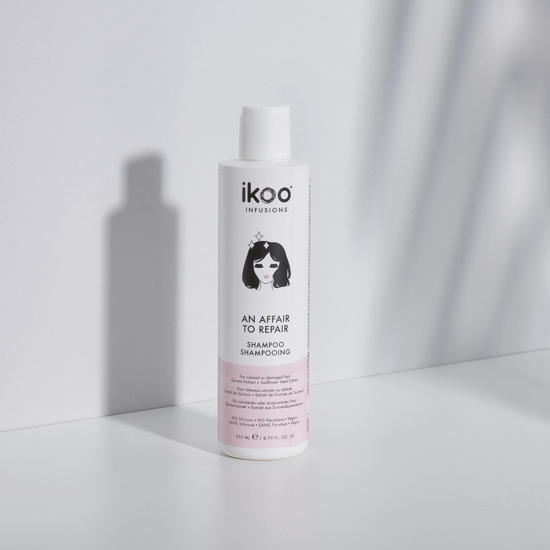 Шампунь ikoo infusions  An Affair to Repair Shampoo «НУ ВОТ… КАПРЕМОНТ!» , 250 мл.